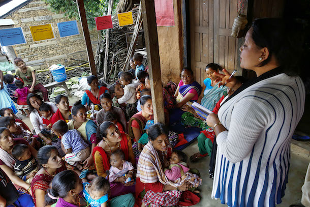 Making Markets Work for All: Building the Health Systems of the Future